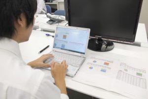 お客様のWebサイトを解析し資料化