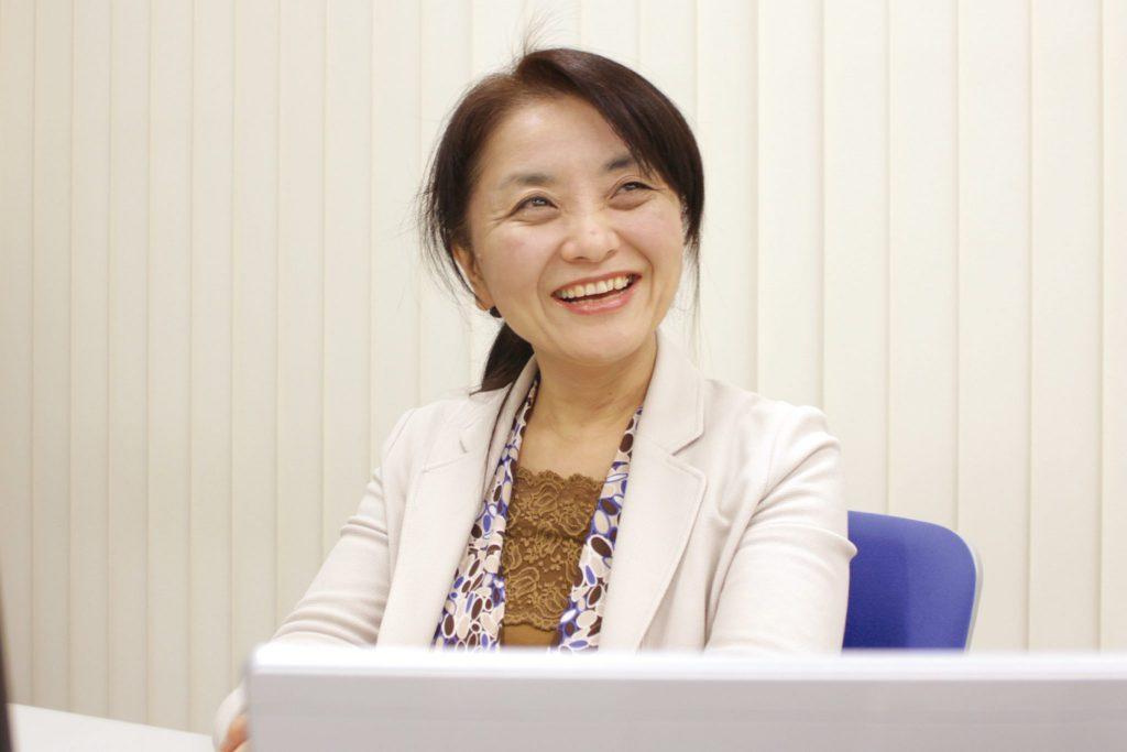 営業統括本部 山田 尚子