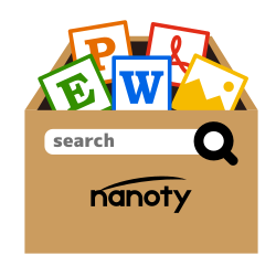 社内の情報が一箇所に集まりデータや情報を探す時間を短縮!