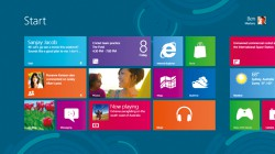 Windows8スタート画面