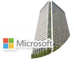 日本マイクロソフト社 見学&ITセミナー