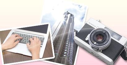 Webサイトの写真素材と管理