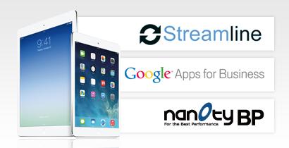 iPad×クラウドサービス ビジネス活用講座