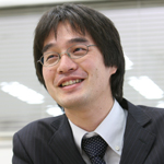 株式会社サンロフト システム営業部 部長 見崎 信也