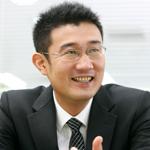 株式会社サンロフト システム営業部 課長 法月 渉