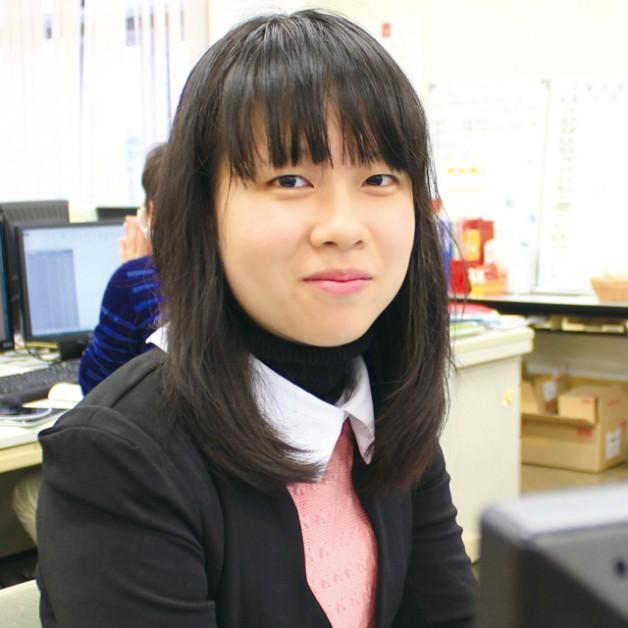システム開発事業部 ライ ミン ヒエン