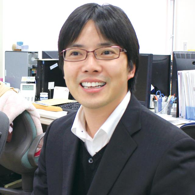 品質管理部 川田昌宏