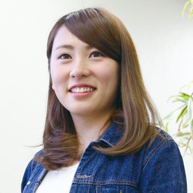 広報・マーケティング室 巻本栞奈