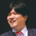 ファンが集まる学園実現会 石田氏