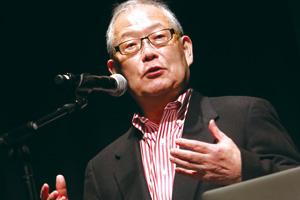 元 Google米国本社副社長 兼 Google日本法人社長 村上 憲郎 氏
