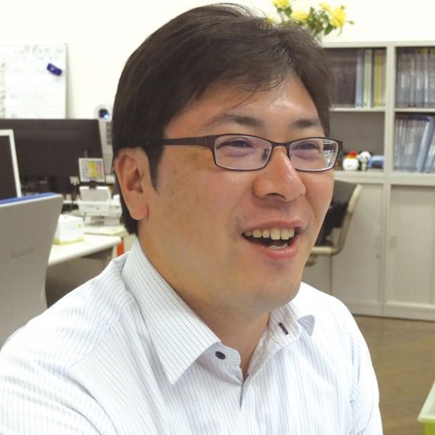 Webシステム事業部 青木康仁