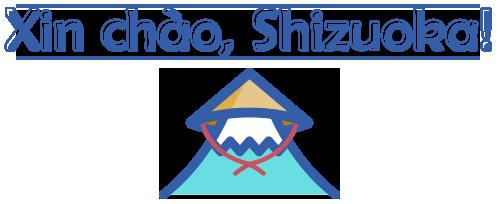 Xin chào, Shizuoka!